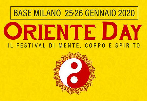 Oriente Day Milano
